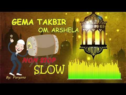 BARU..!!..GEMA TAKBIR Versi Koplo OM. ARSHELA | NON STOP | 42 Menit | MP3