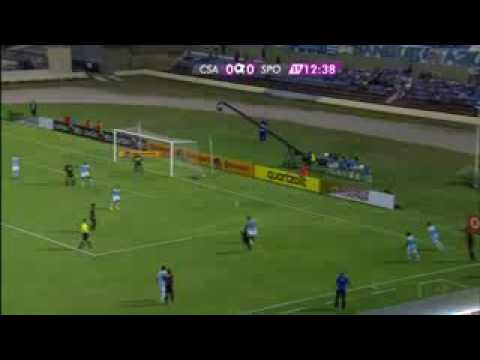 CSA 1X4 SPORT - COPA DO BRASIL (08-02-2017)