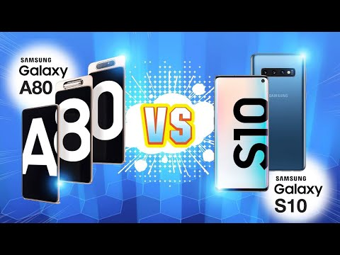 StepVS : Samsung A80 vs S10 เลือกอันไหนดี! คลิปนี้จบเลยจ้า - วันที่ 06 Jul 2019