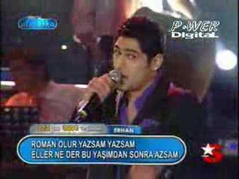 Popstar Alaturka Erhan - Yorganda Kene Var