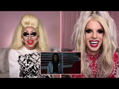 Trixie and Katya React to Gay Kisses | I Like to Watch | Netflix Pride 2020 presented by @most