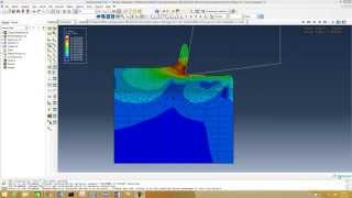 6-Finite Elements Simulations by ABAQUS - Metal Cutting (Machining)