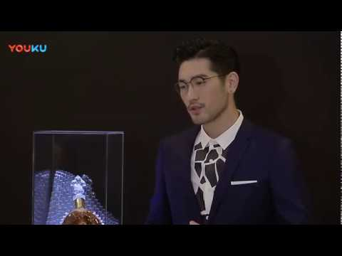 """Godfrey interview about """"Louis XIII 100 years"""""""