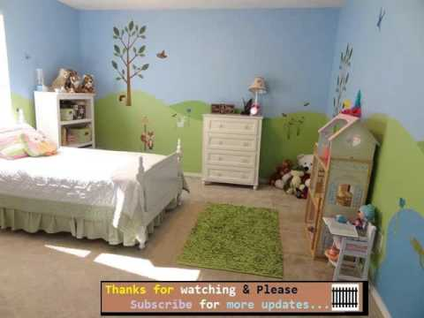 Wall Murals For Kids Rooms Murals Collection YouTube