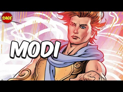 Who is Marvel's Modi? Corrupted Son of Thor & Hela