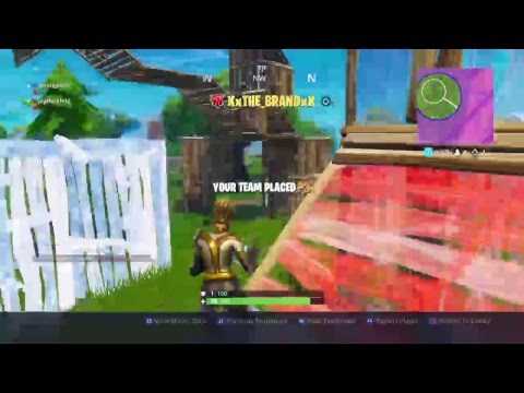 NEW SMG + NEW SNOW BIOME!! LETS HAVE SOME FUN!! FORTNITE BATTLE ROYALE!!
