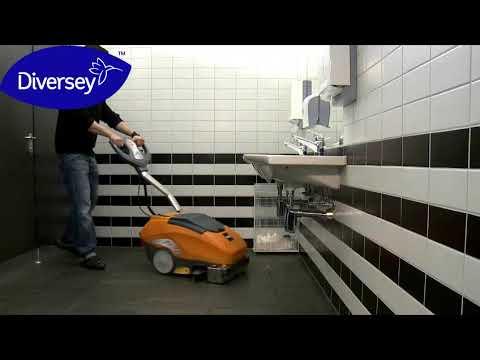 Diversey - TASKI Instructions Video Swingo 350 Floor Care Machine