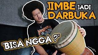 Gambar cover MAIN JIMBE dengan SKILL DARBUKA? CHALLENGE Ali Kribo