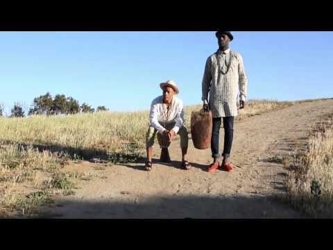 Nico & Vinz - 'Black Star Elephant' Photo Shoot BTS