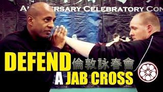 Wing Chun [Seminar]   BEST Footwork Drills to BEAT a BOXING Jab Cross thumbnail