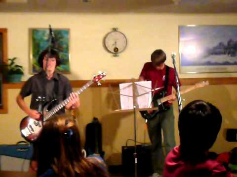 The Academy at Charlemont Open Mic - Thrash