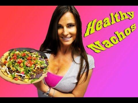 Super bowl snacks & Recipes Healthy Nachos