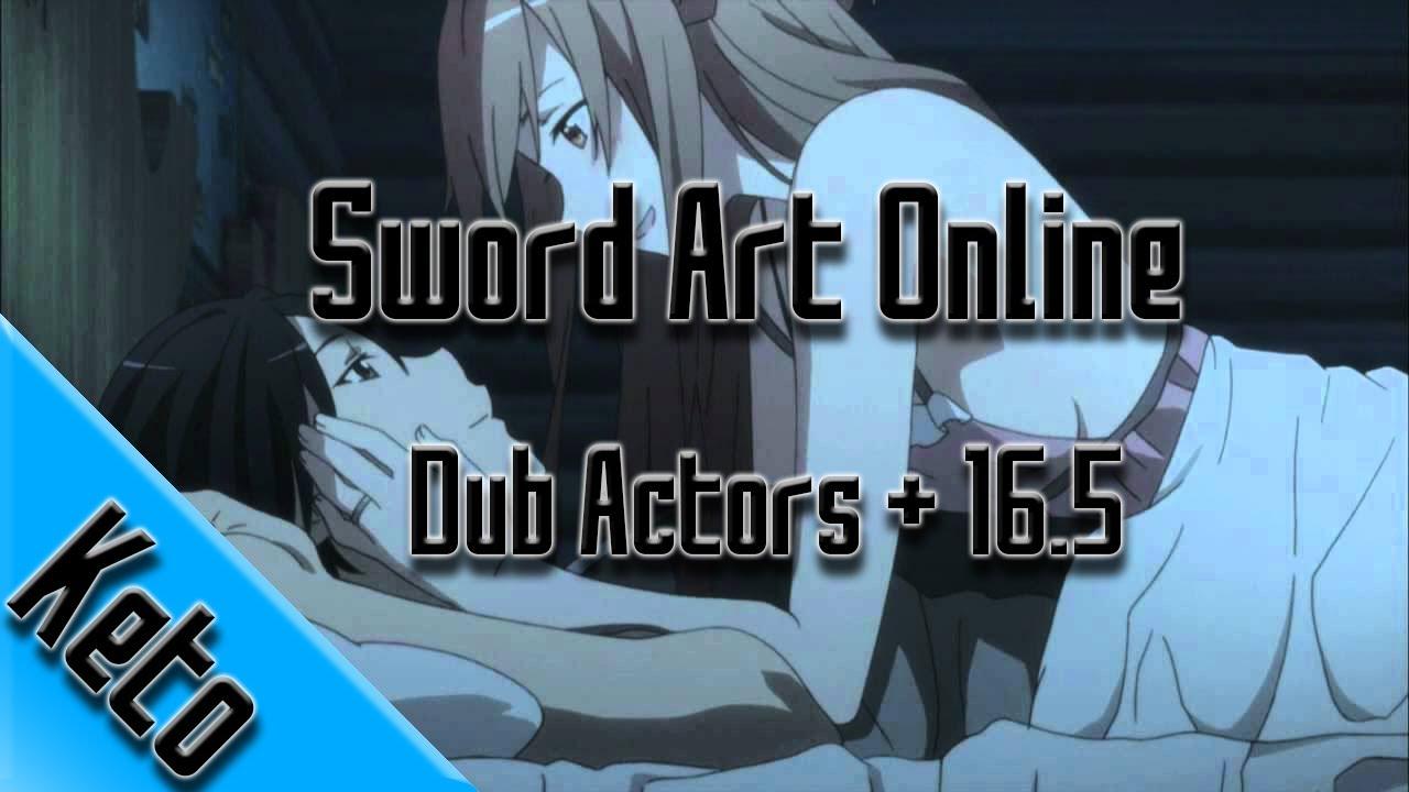sword art online chapter 16.5