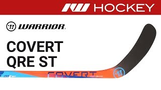 Warrior Covert QRE ST Stick Review