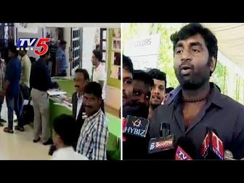 Baahubali Cinematographer KK Senthil Inaugurates First Photo Trade Expo at Hyderabad | TV5 News
