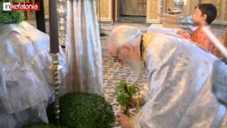 Η γιορτή του Σταυρού στον Α Νικόλαο Μηνιατών