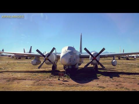 Huge Aircraft Boneyard - Feb 2016