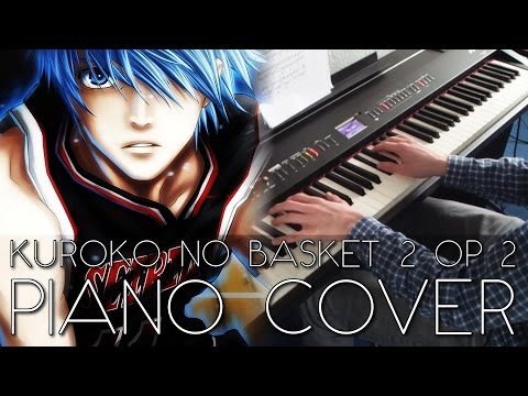 Kuroko no Basket 2 OP 2 - Hengen Jizai no Magical Star (Piano + Sheets)