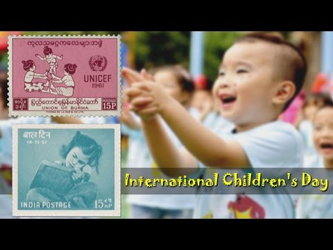 Mintage World's Rusted Post Box | International Children's Day (1st June)