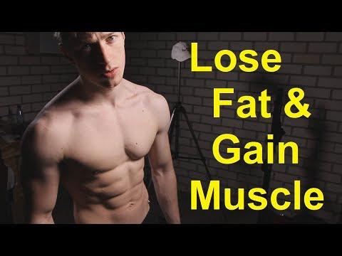 Gaining Muscle Not Fat 66