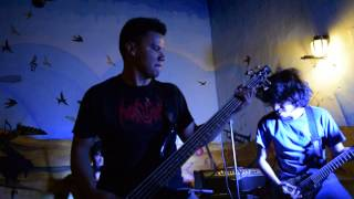 Incriminated - Raining Blood (Slayer Cover) @Seven o Eleven Bar