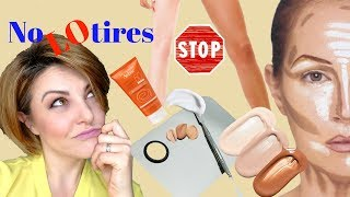 NO TIRES tus bases de maquillaje ¡5 trucos que debes de saber!