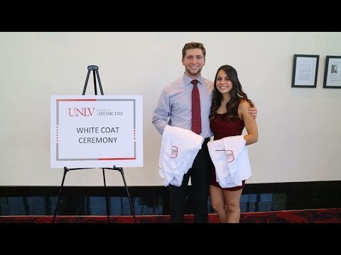 White Coat Ceremony & Medical School Reveal
