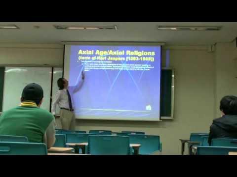 Environmental Sociology 4 (4/6): Macrotheories: The Origins of the Human-Environmental World, II