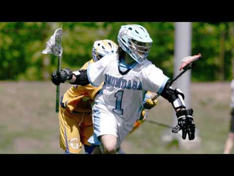 2015 Onondaga Community College Lacrosse highlights