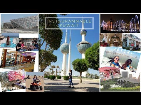 INSTAGRAMMABLE KUWAIT PART 1 | KUWAIT'S BREATHTAKING SIGHTS