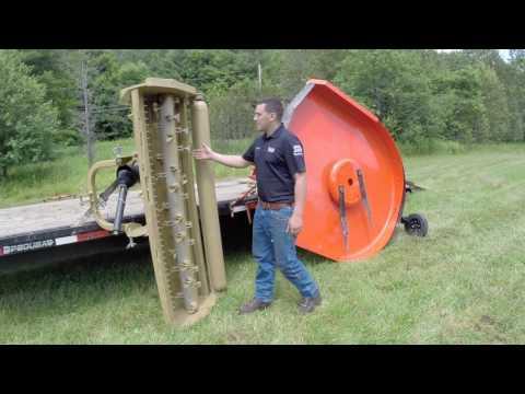 Land Pride Mower Comparison Townline Equipment