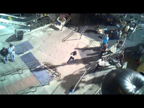 Wonder Woman Pilot Filming - Stunt Work 03/31/2011 2/7