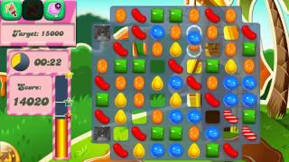 Candy Crush Saga Level 198 No Boosters