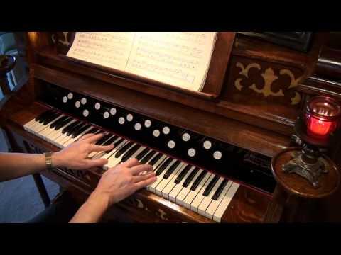 Evening Song - W.H. Maxfield - Karn Reed Organ