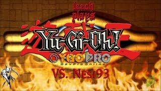 leech plays Yu-Gi-Oh!Pro DevPro VS. nesi93 - HD - DEUTSCH