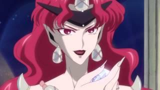 Sailor Moon Crystal - finale episodio 11 - Evil Tuxedo Mask ITA FANDUB