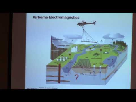 Marina Coast Water District- Airborne Electromagnetic Survey of the Salinas Valley