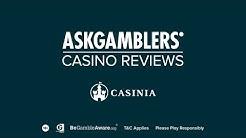 Casinia Casino Video Review | AskGamblers