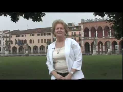 Isabella Dusi Travel Guide walking tours in PADOVA Italy