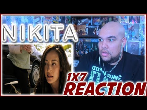 Nikita Reaction Season 1 Episode 7