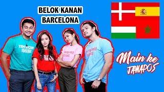 Belok Kanan Barcelona #MainKeJawaPos, Adegan Filmnya di 4 Negara!