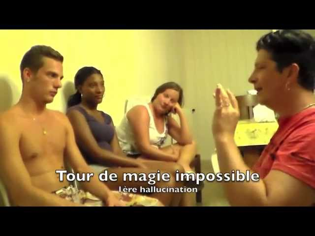Spectacle Hypnose St Raphael