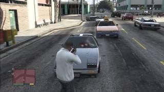 GTA V - Lol met de politie!