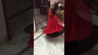 Ghoomar dance by Kanishka
