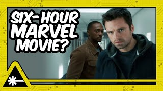 Marvel's The Falcon and The Winter Soldier Update!  (Nerdist News w/ Dan Casey)