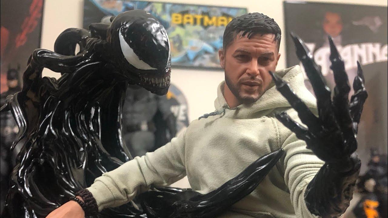 Unboxing Toys Era The Parasitic ( Venom / Tom Hardy ) 1/6 ...