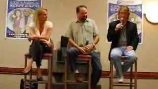 Stephen Furst speaks again at the Vulkon convention 2007