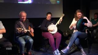 Siobhán O'Donnell (1), teacher's recital - Craiceann Bodhrán Festival 2017