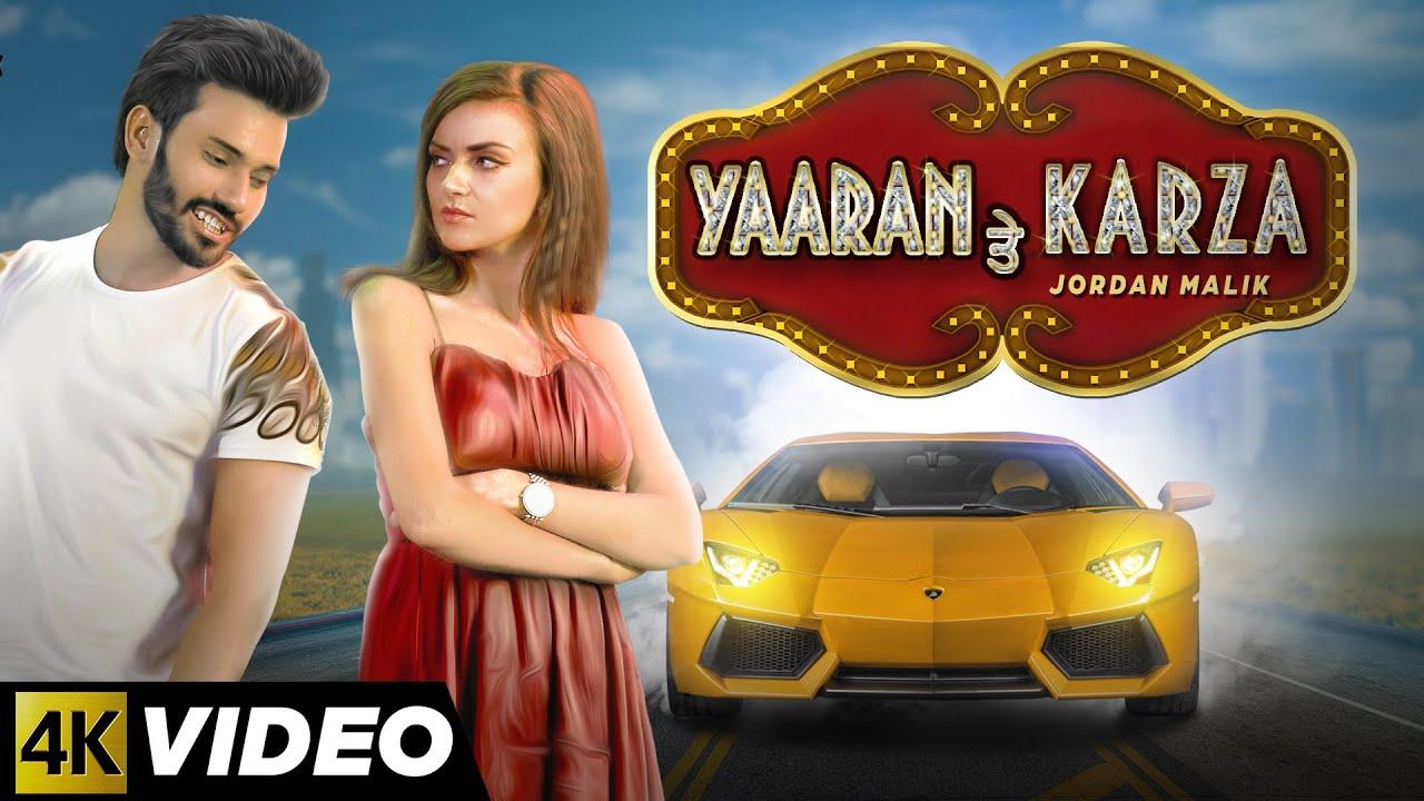 Yaaran te karza jordan malik latest punjabi songs 2016 tahliwood records youtube