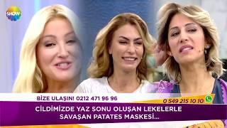 Leyla Bilginel'in güzellik sırları..